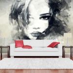 kobieta malowane x
